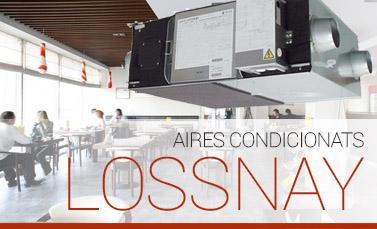 Aire Acondicionado Lossnay