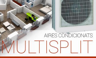 Aire Acondicionado Multi Split